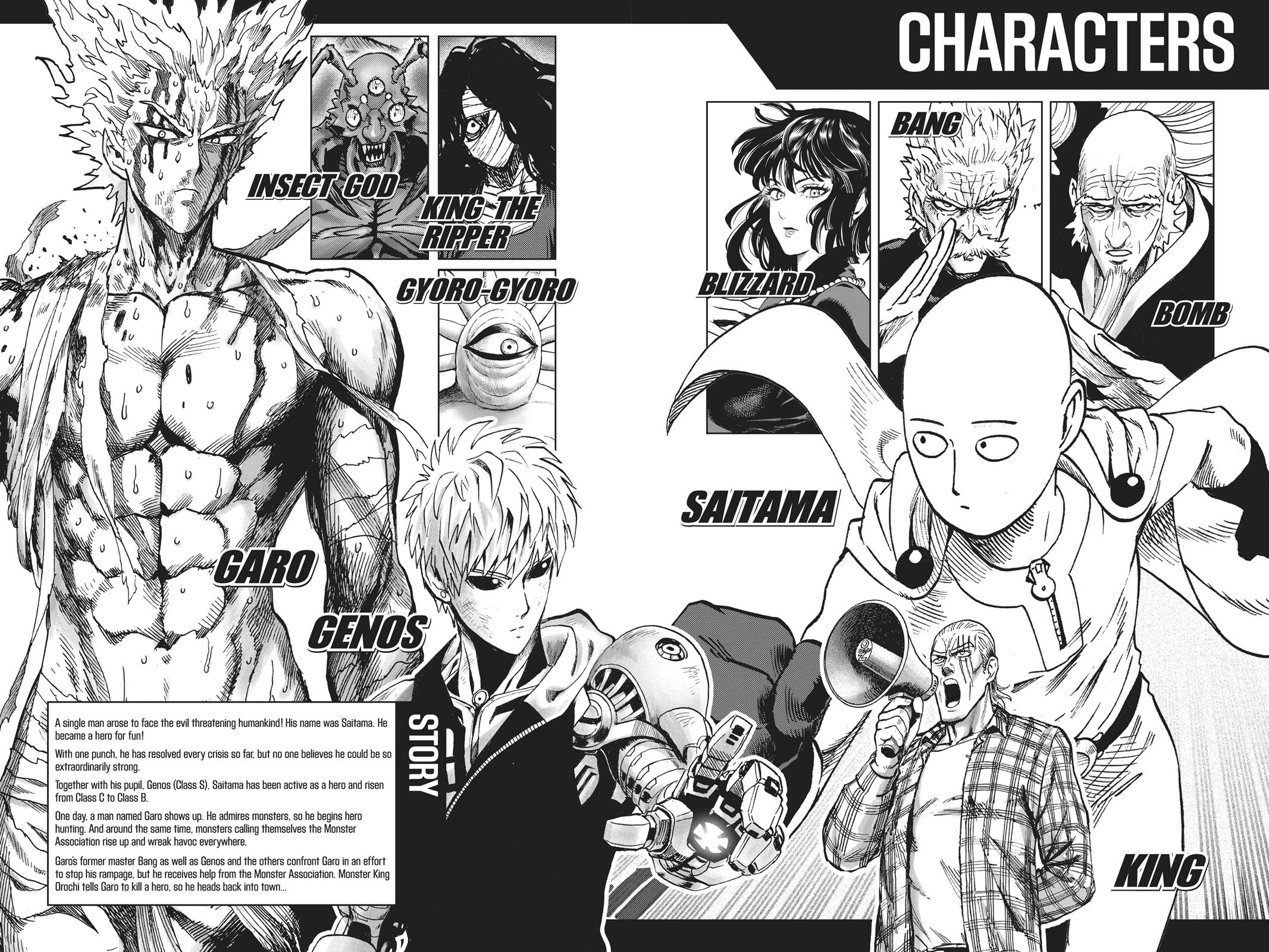 One-Punch Man, Chapter 88 image 005