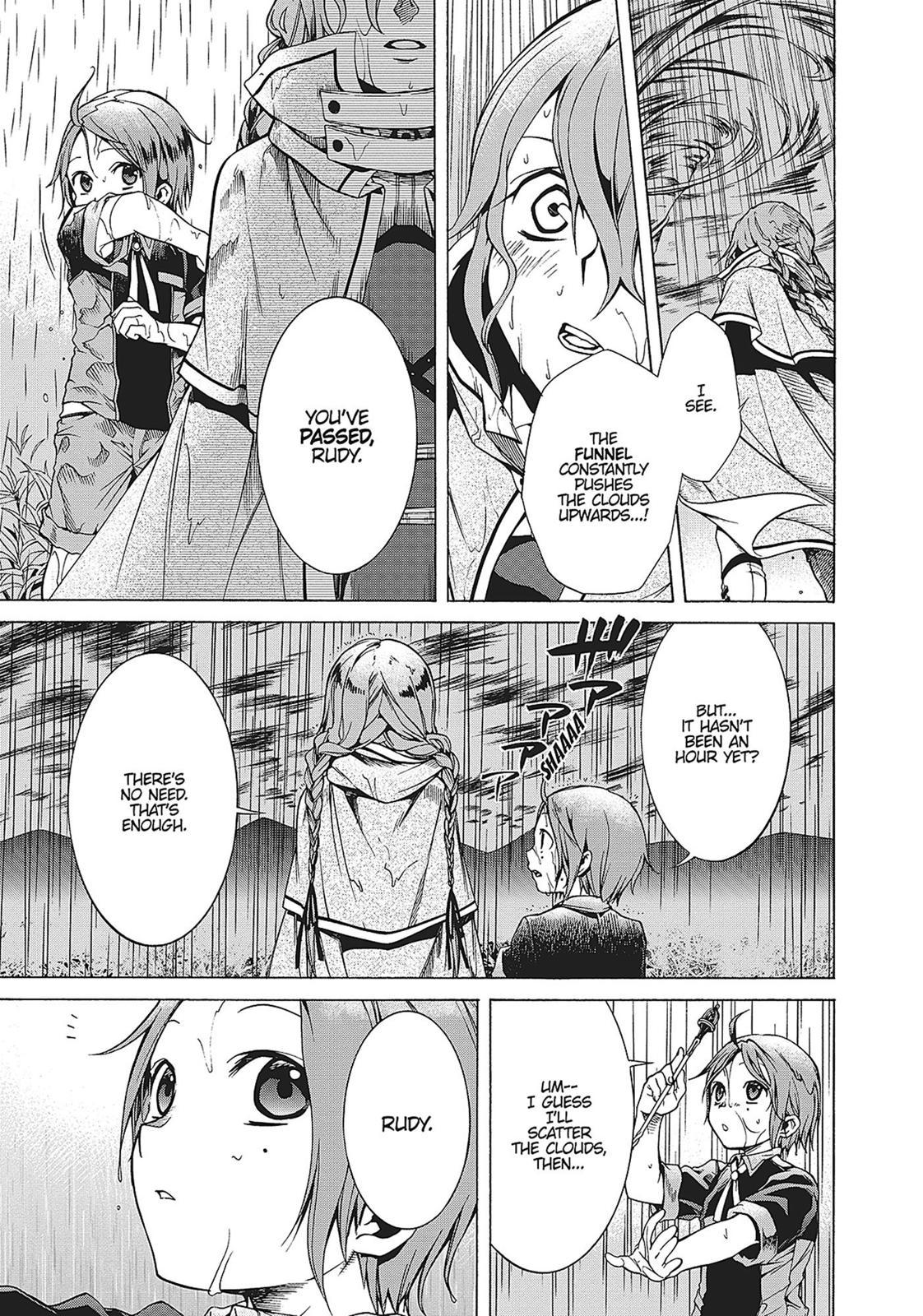Mushoku Tensei, Chapter 3 image 014