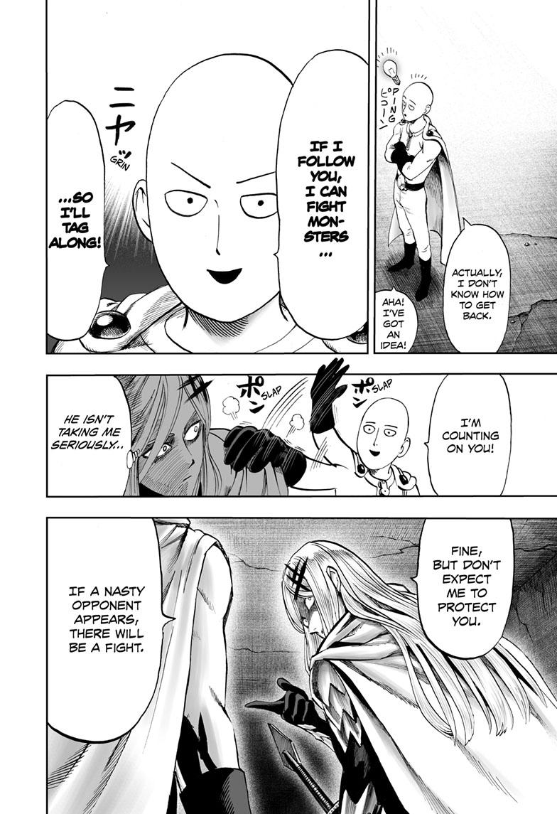 One-Punch Man, Chapter 113 image 025