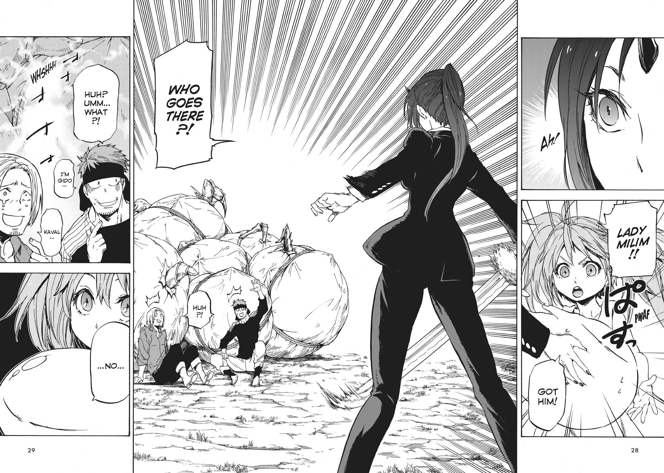 Tensei shitara Slime Datta Ken, Chapter 36 image 028