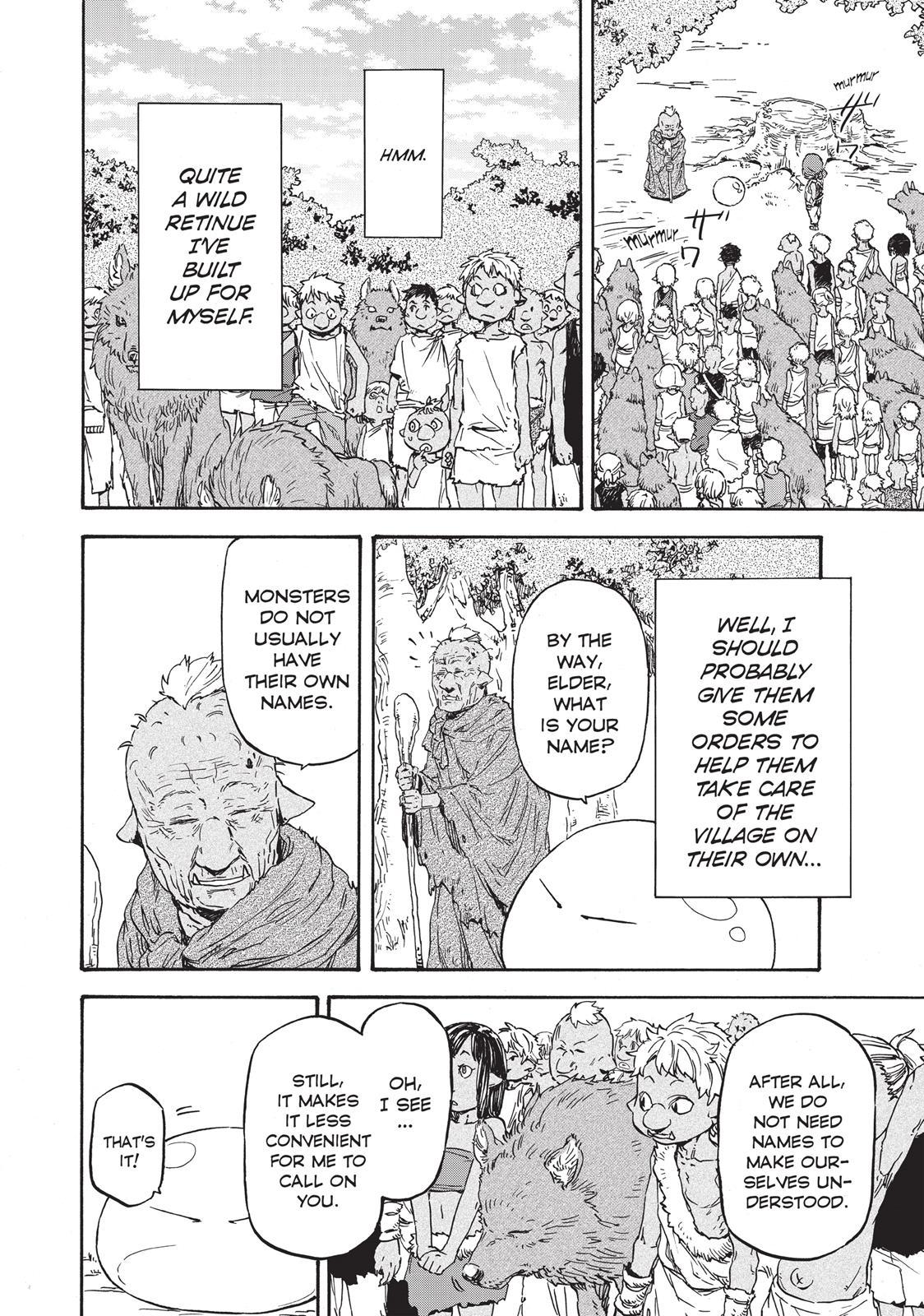 Tensei shitara Slime Datta Ken, Chapter 3 image 023