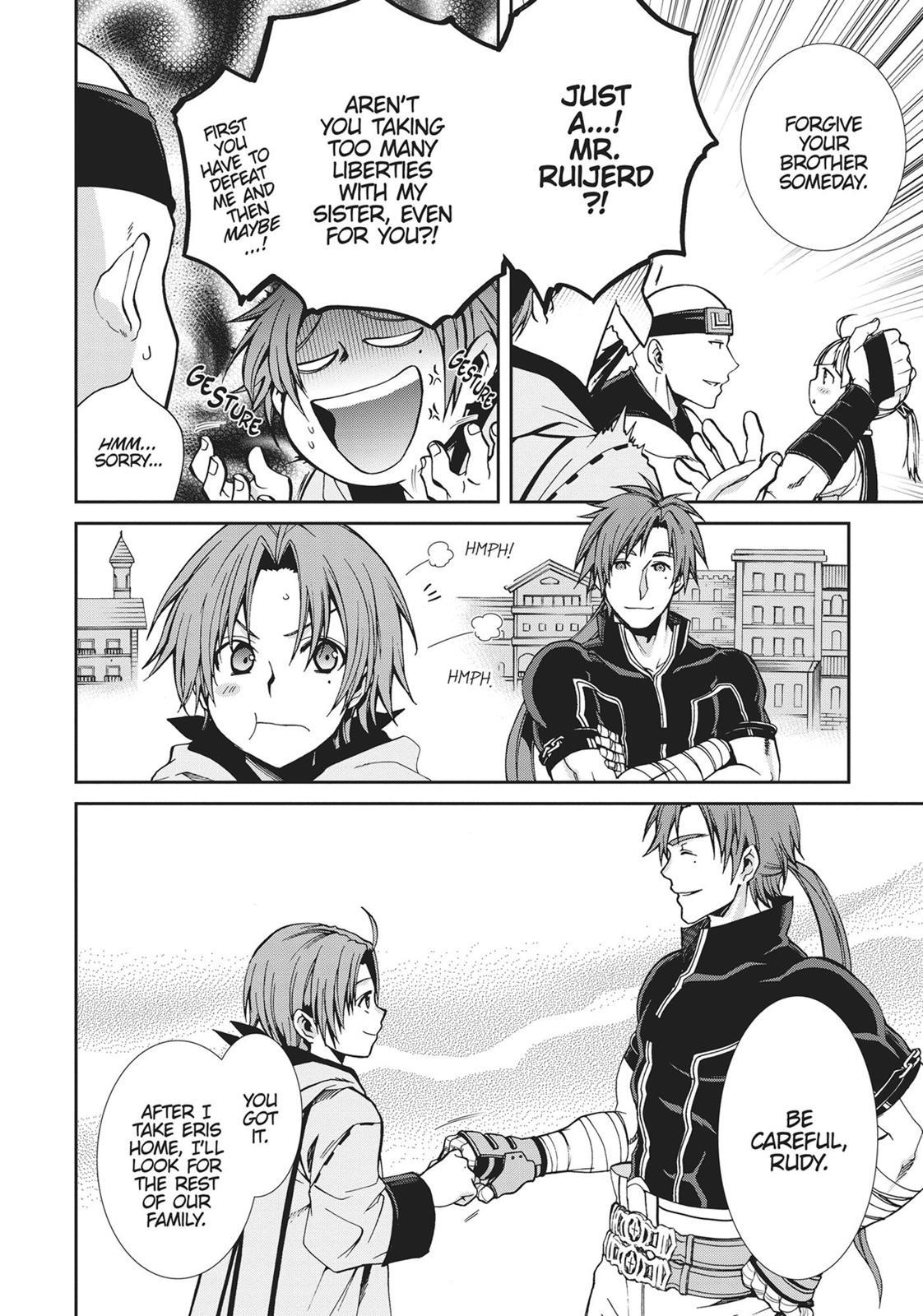 Mushoku Tensei, Chapter 41 image 018