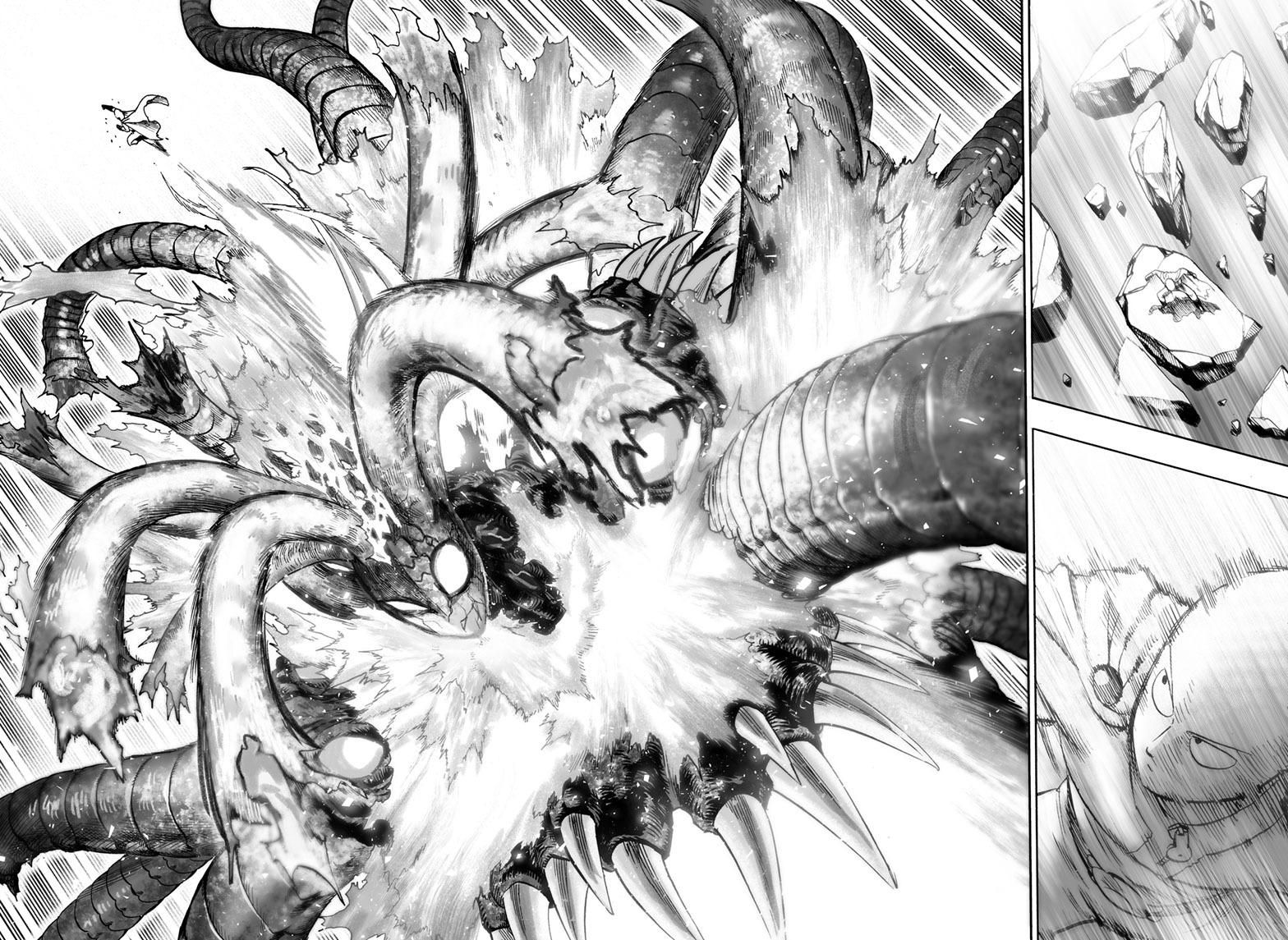 One-Punch Man, Chapter 106 image 032