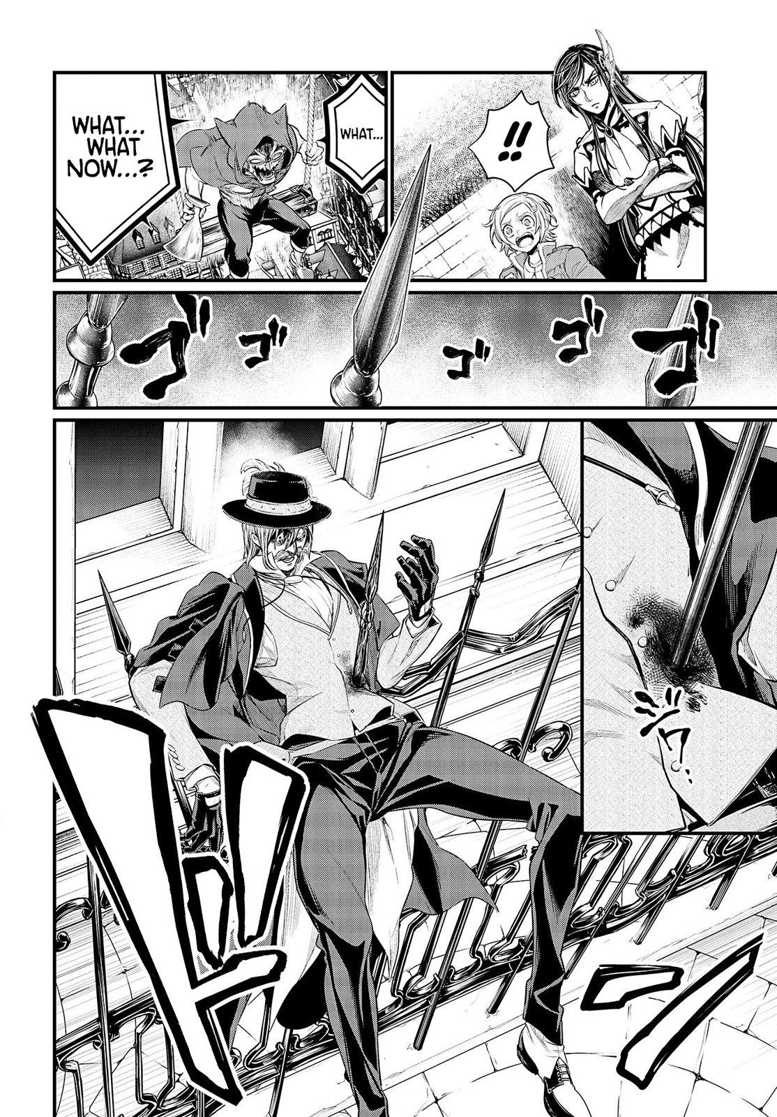 Shuumatsu no Valkyrie, Chapter 28 image 033