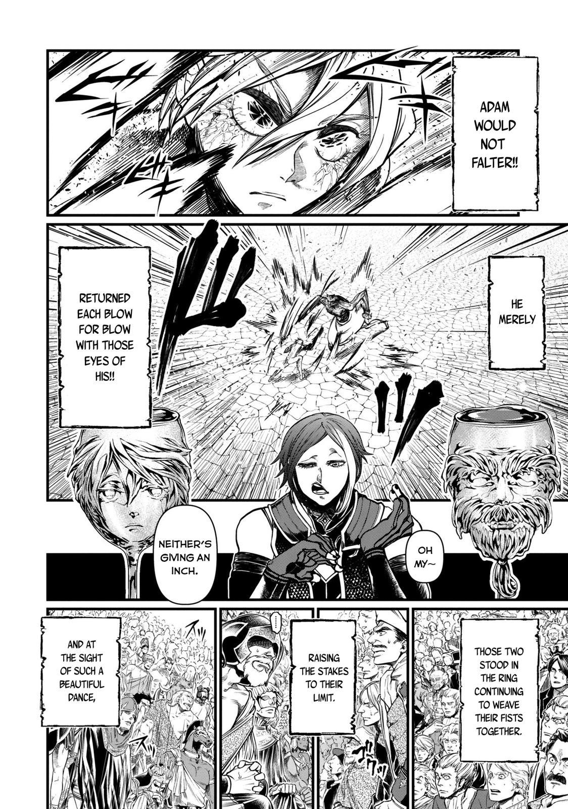 Shuumatsu no Valkyrie, Chapter 12 image 014
