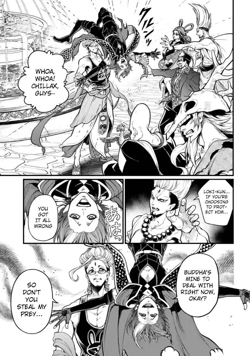 Shuumatsu no Valkyrie, Chapter 33 image 049