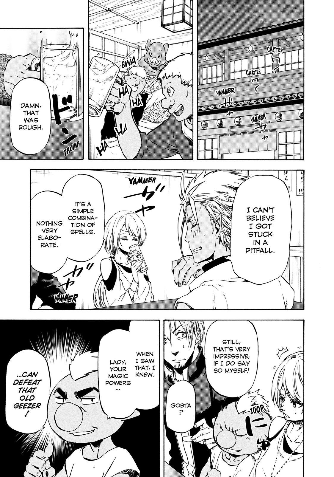 Tensei shitara Slime Datta Ken, Chapter 53 image 018