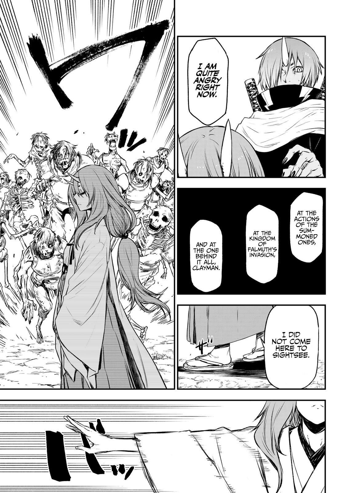 Tensei shitara Slime Datta Ken, Chapter 81 image 042