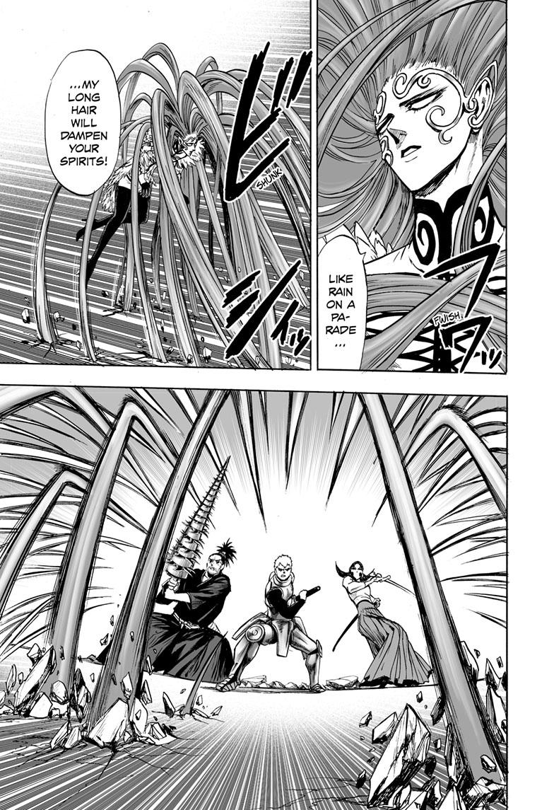 One-Punch Man, Chapter 102 image 013