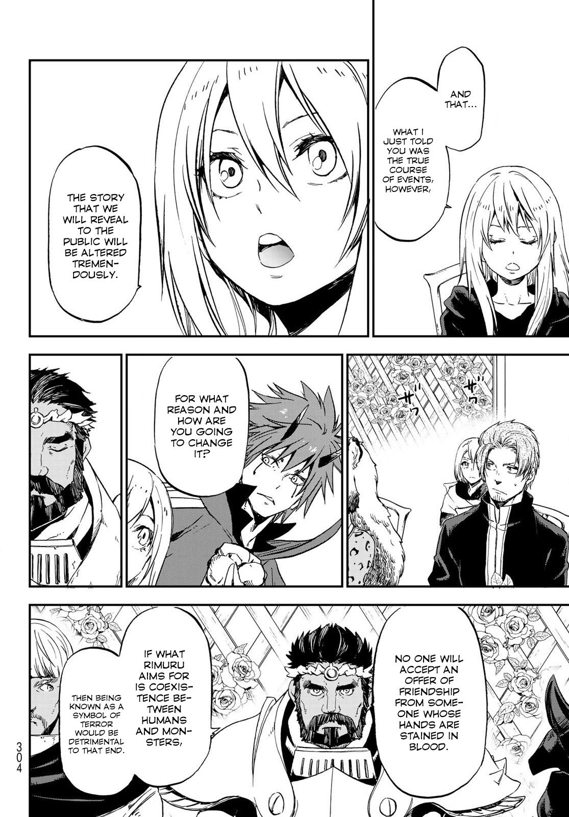 Tensei shitara Slime Datta Ken, Chapter 74 image 036
