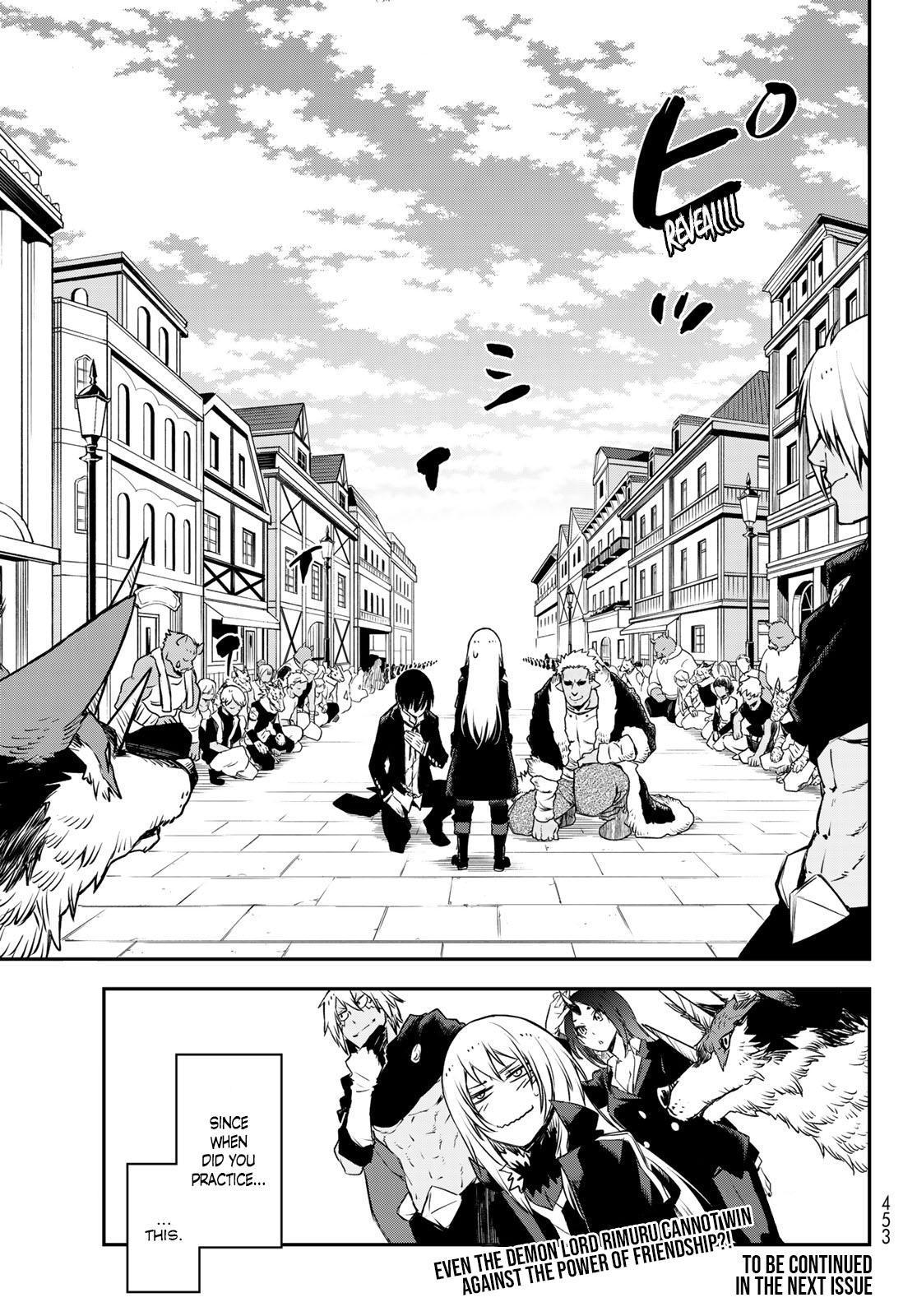 Tensei shitara Slime Datta Ken, Chapter 87 image 43