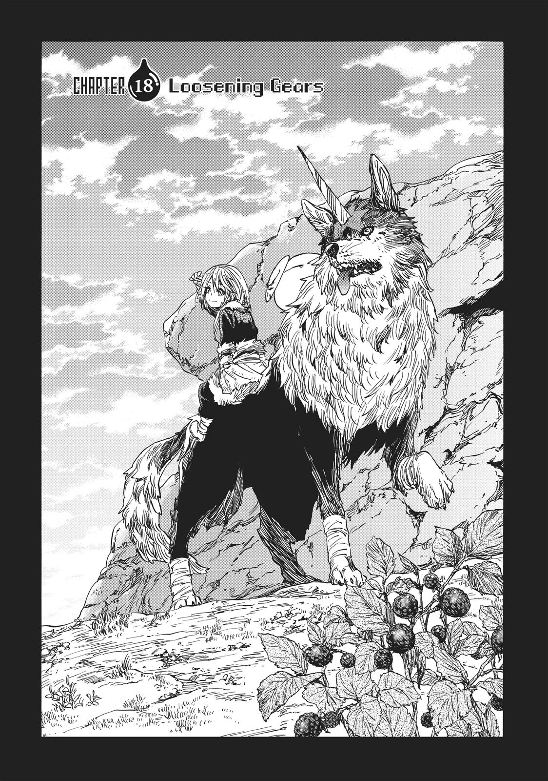 Tensei shitara Slime Datta Ken, Chapter 18 image 007