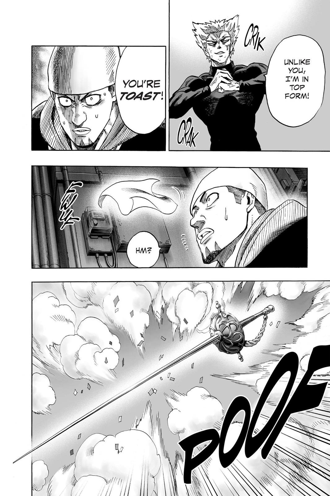 One-Punch Man, Chapter 50 image 015
