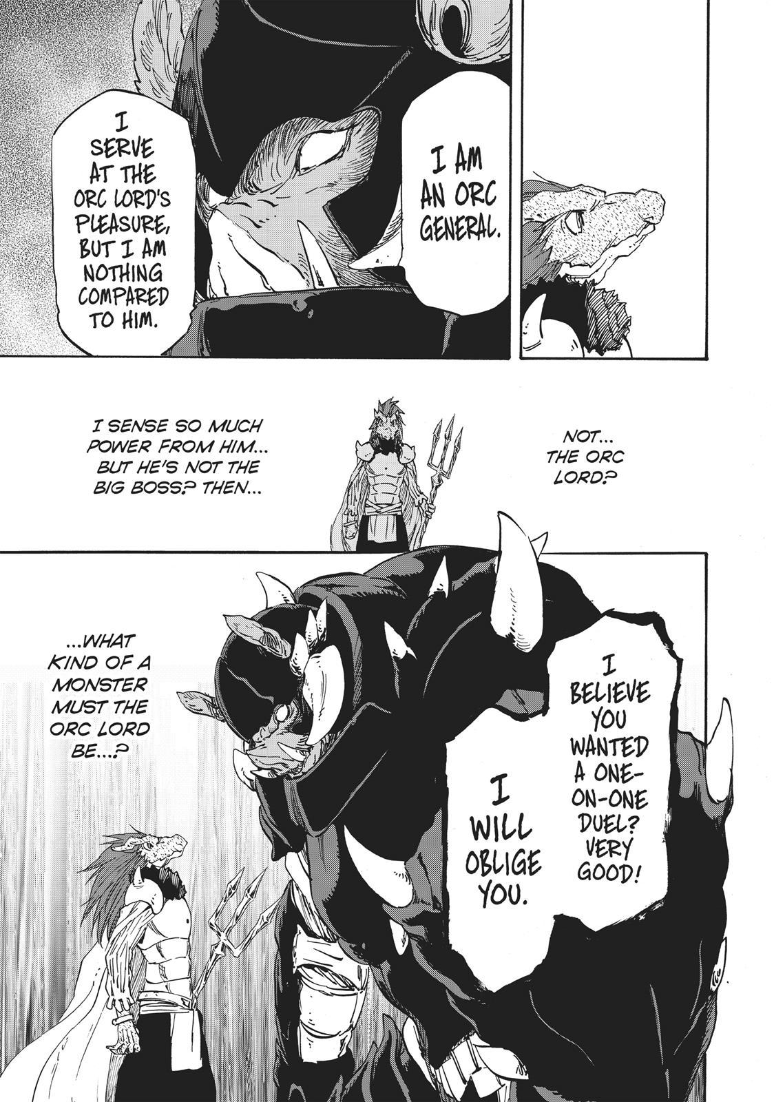 Tensei shitara Slime Datta Ken, Chapter 20 image 008