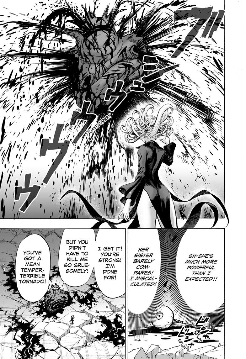 One-Punch Man, Chapter 105 image 011