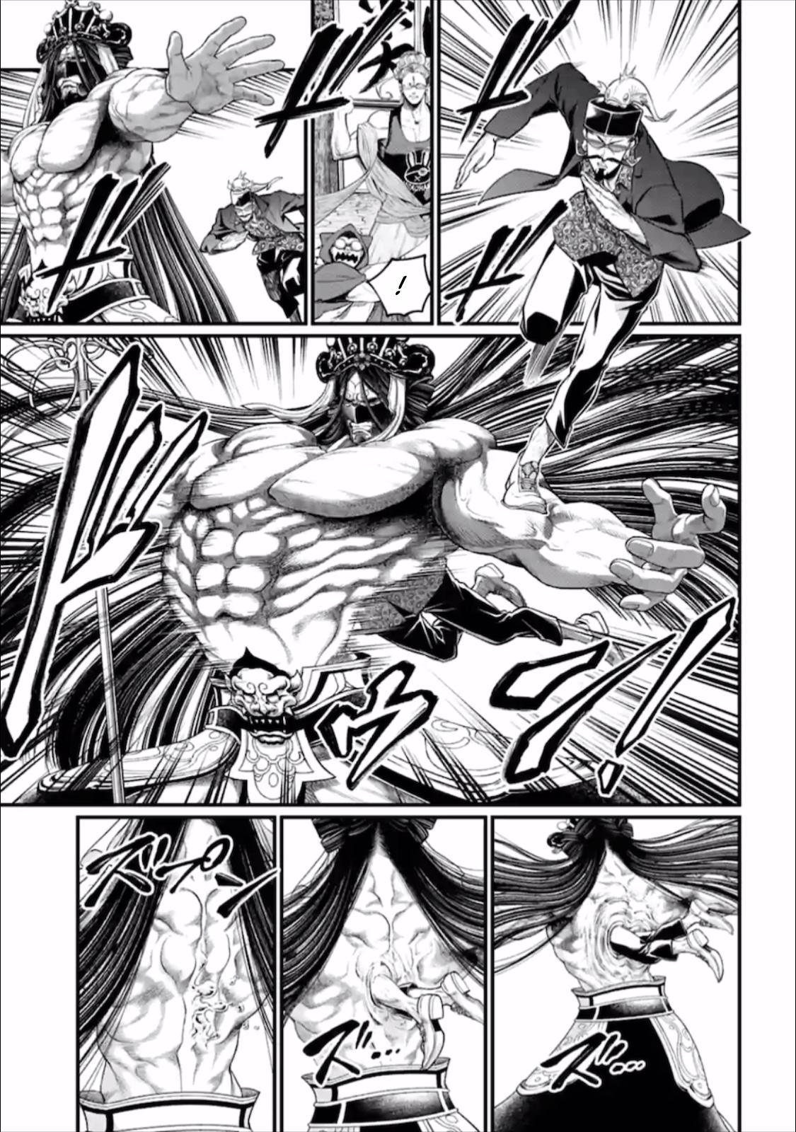 Shuumatsu no Valkyrie, Chapter 44 image 036