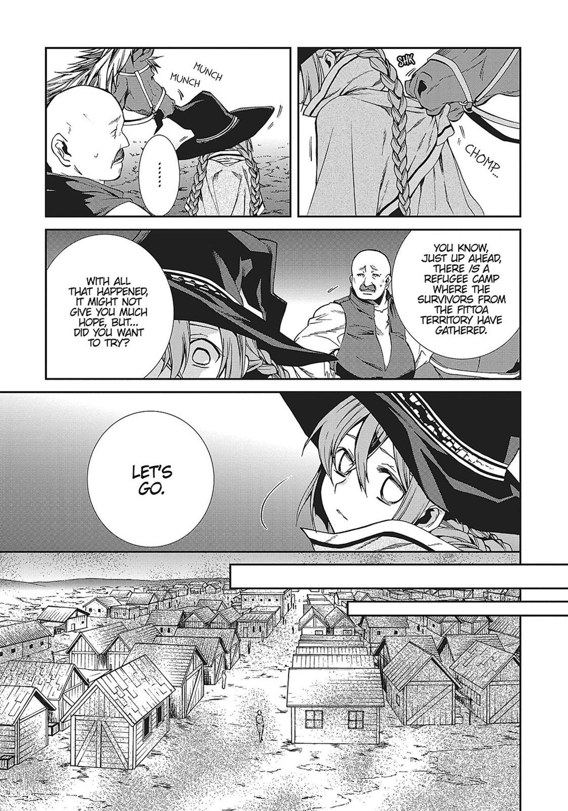 Mushoku Tensei, Chapter 22 image 011