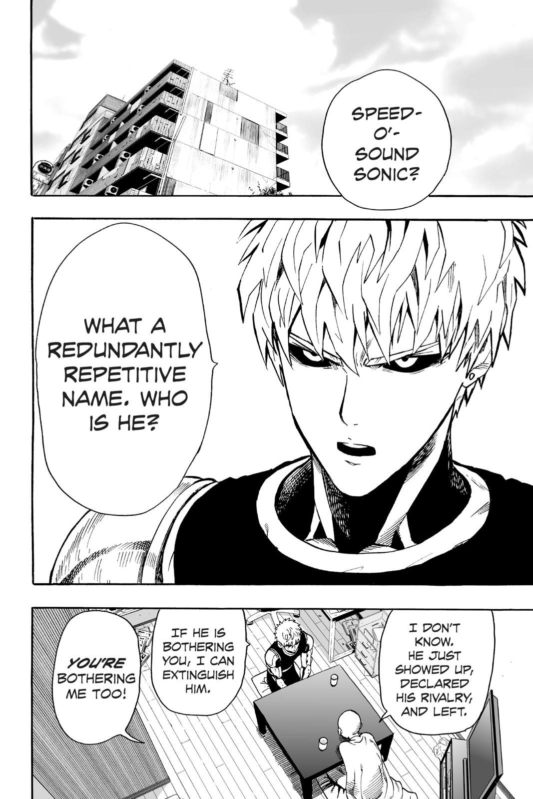 One-Punch Man, Chapter 15 image 010