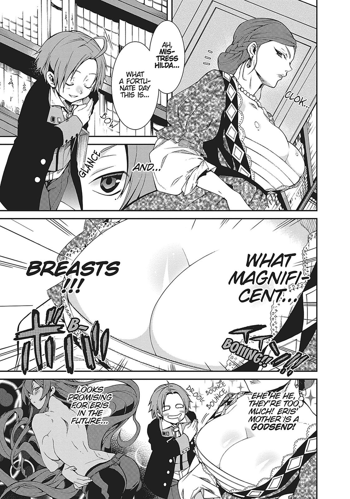 Mushoku Tensei, Chapter 12 image 005