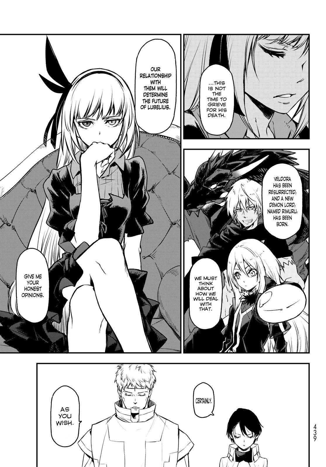 Tensei shitara Slime Datta Ken, Chapter 87 image 29