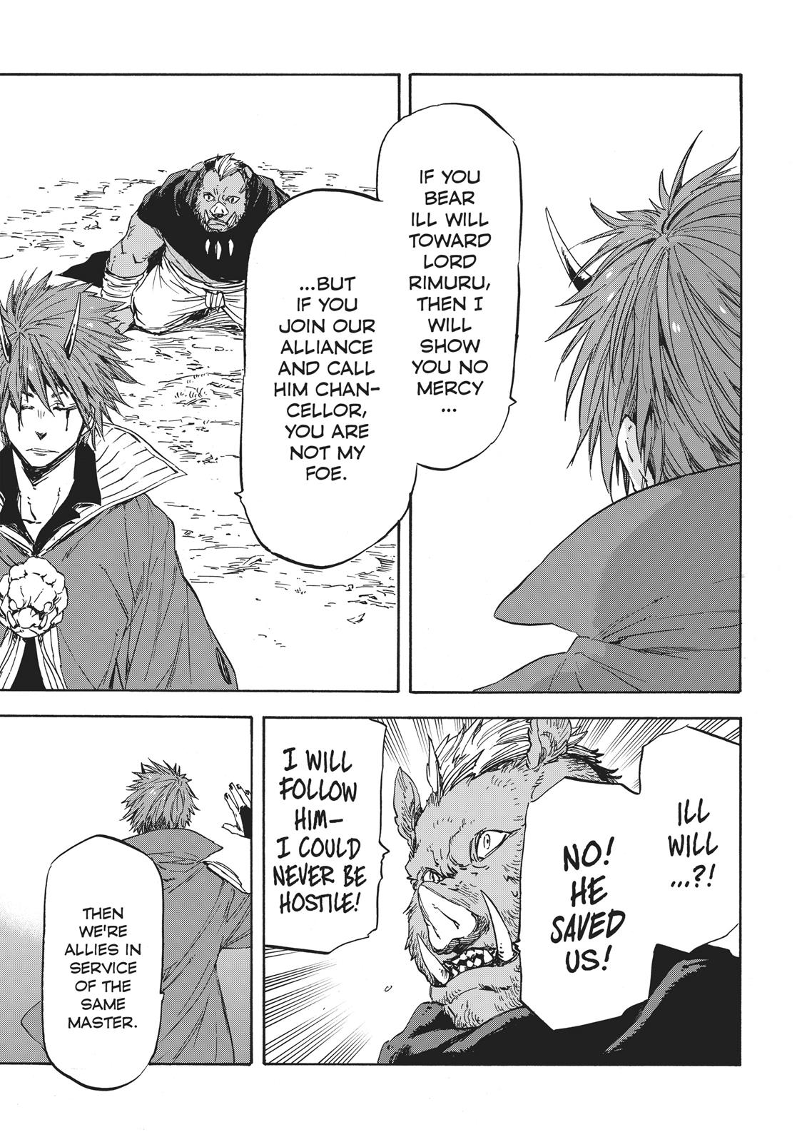 Tensei shitara Slime Datta Ken, Chapter 26 image 025