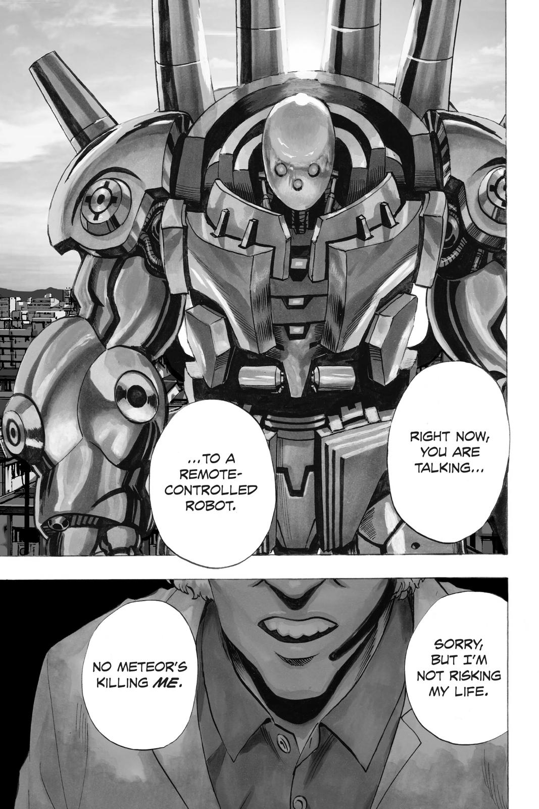 One-Punch Man, Chapter 21 image 035