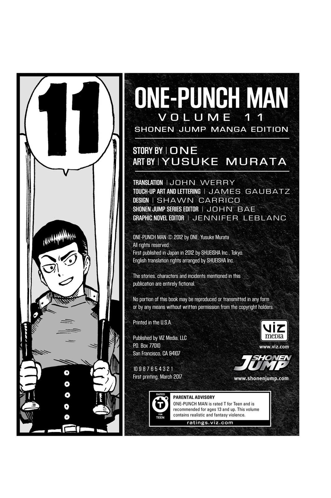 One-Punch Man, Chapter 61.5 image 036