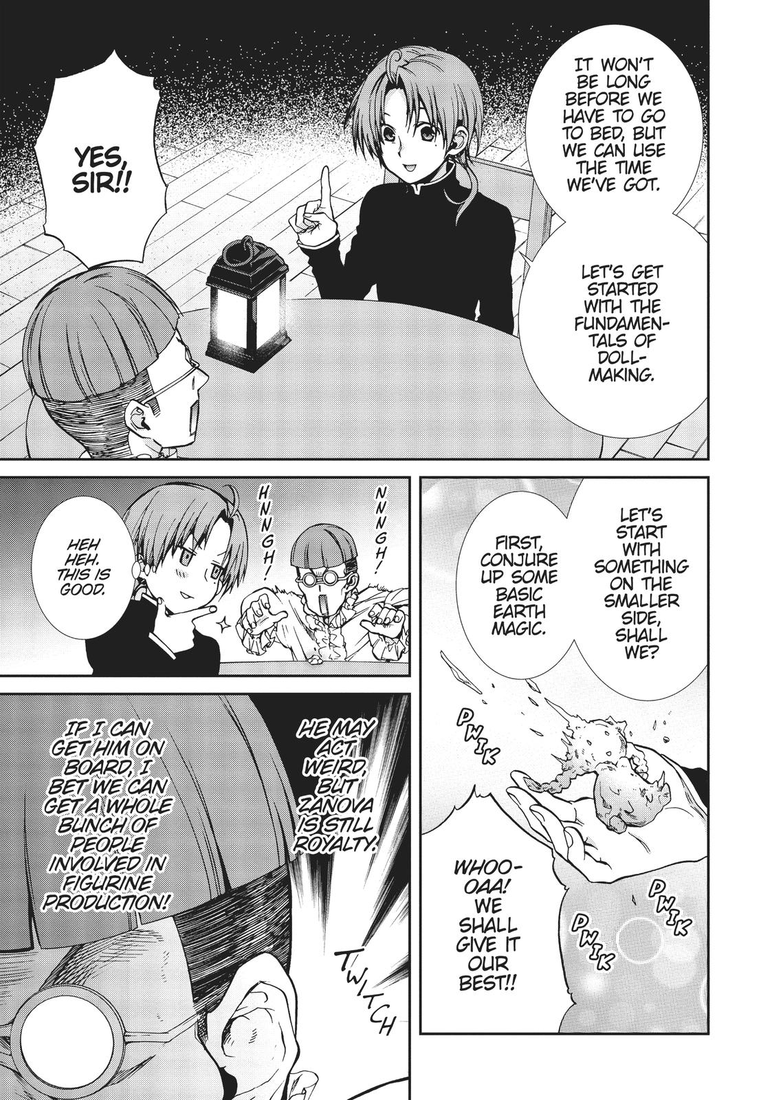 Mushoku Tensei, Chapter 57 image 031