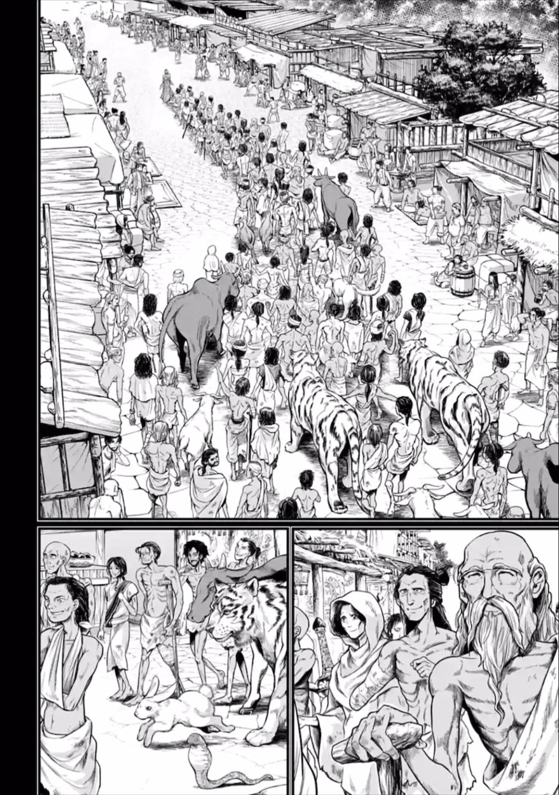Shuumatsu no Valkyrie, Chapter 45 image 039