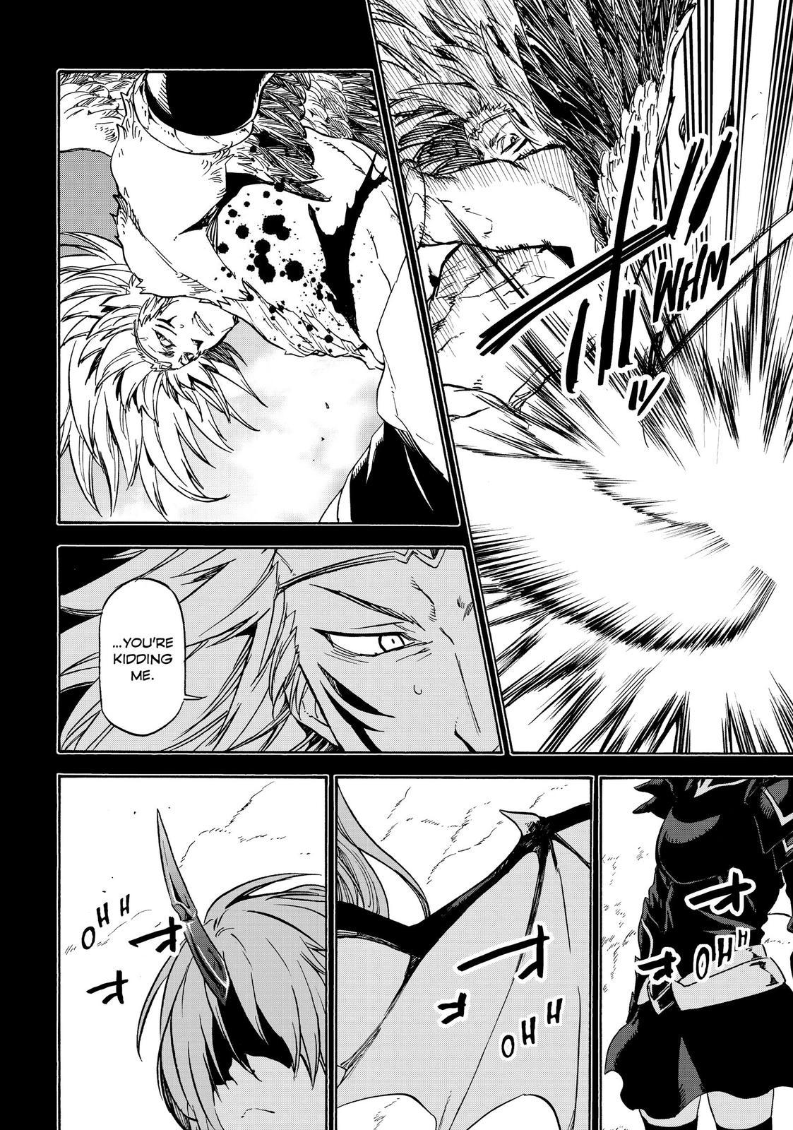 Tensei shitara Slime Datta Ken, Chapter 70 image 015