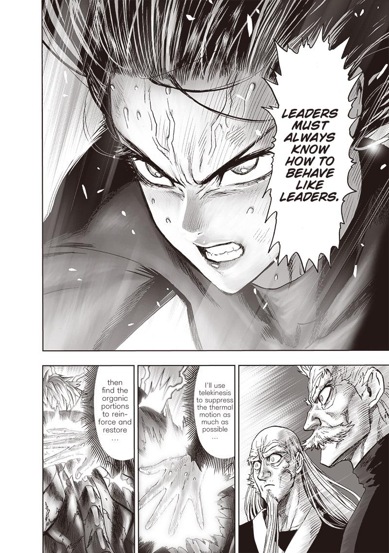 One-Punch Man, Chapter 142 image 011