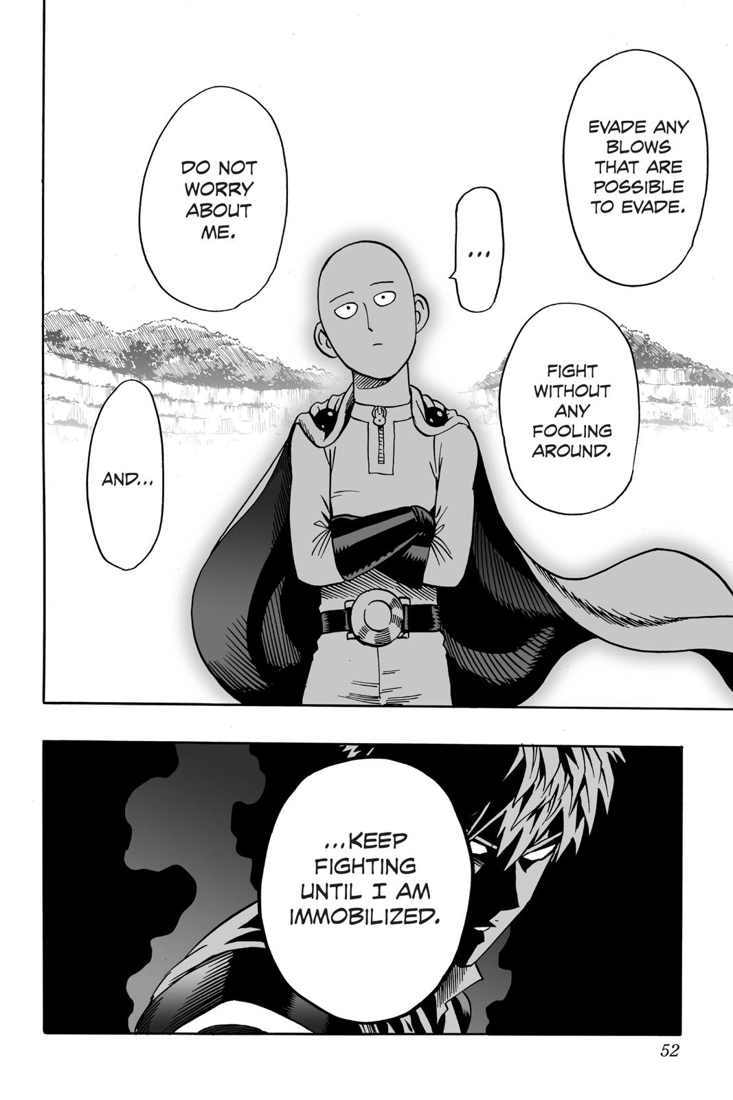 One-Punch Man, Chapter 17 image 020