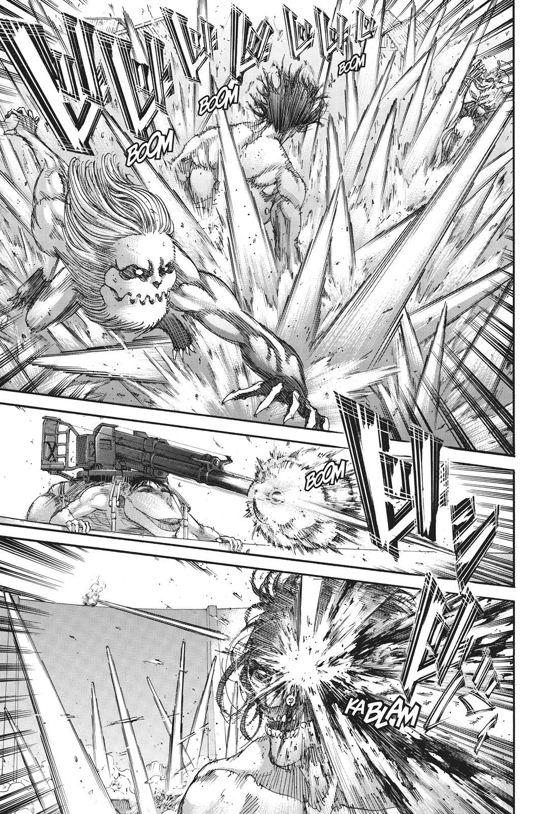 Attack On Titan, Episode 117 image 033