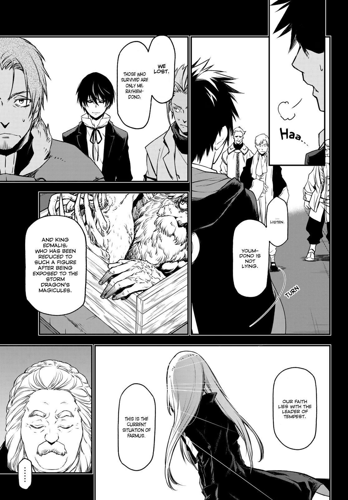 Tensei shitara Slime Datta Ken, Chapter 88 image 19