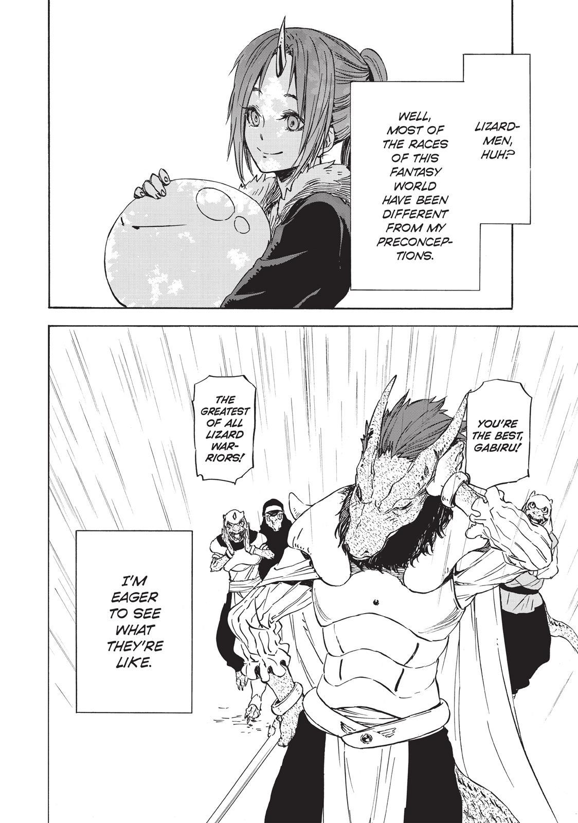 Tensei shitara Slime Datta Ken, Chapter 15 image 028