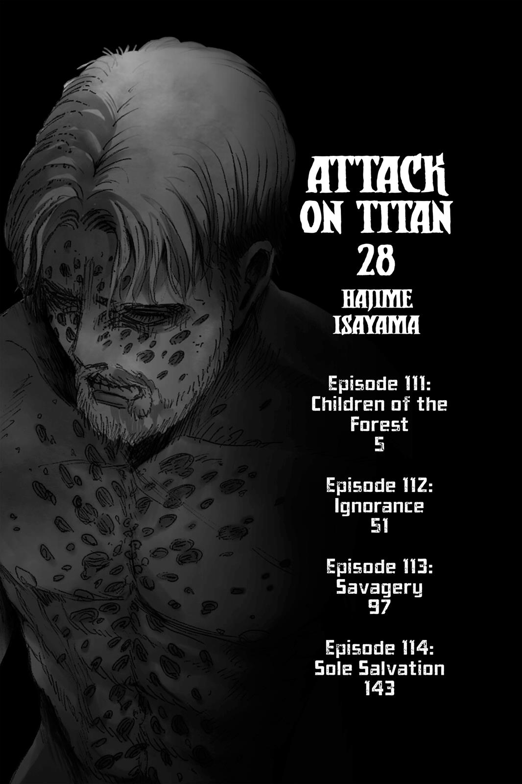 Attack On Titan, Episode 111 image 002
