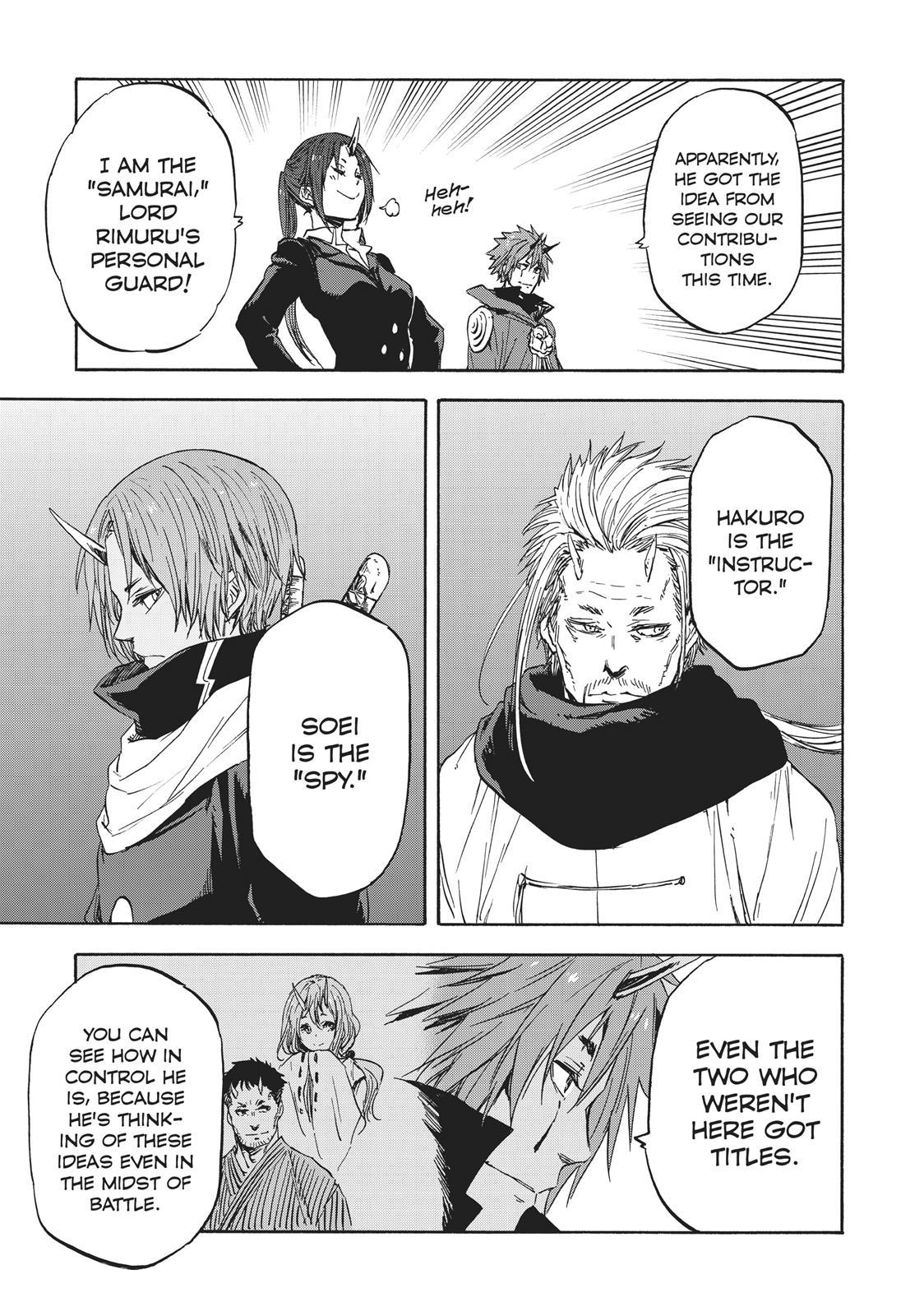 Tensei shitara Slime Datta Ken, Chapter 26 image 023