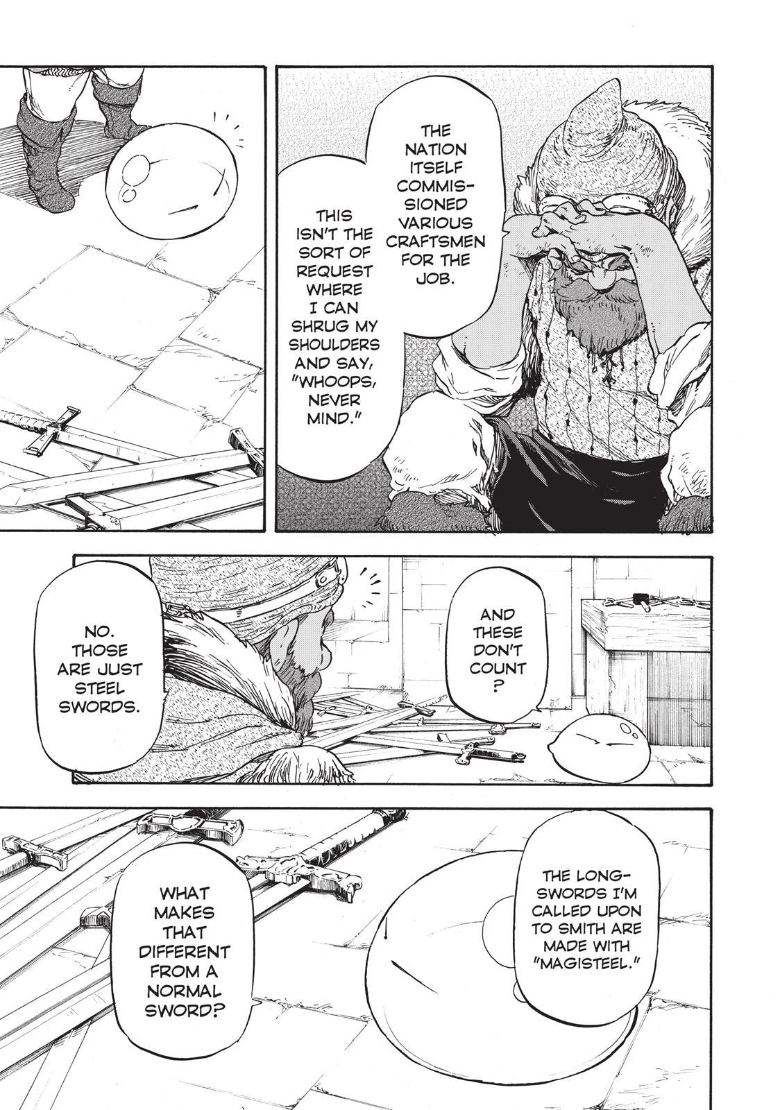 Tensei shitara Slime Datta Ken, Chapter 5 image 023