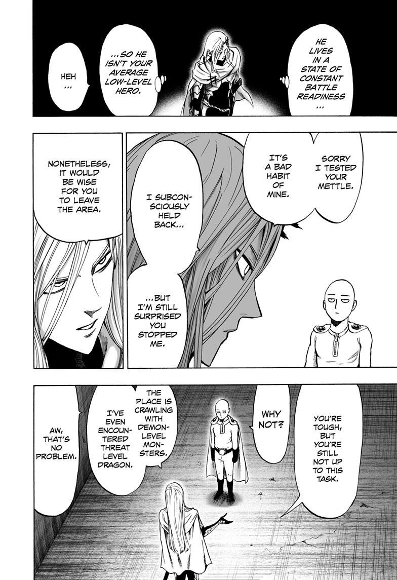 One-Punch Man, Chapter 113 image 023