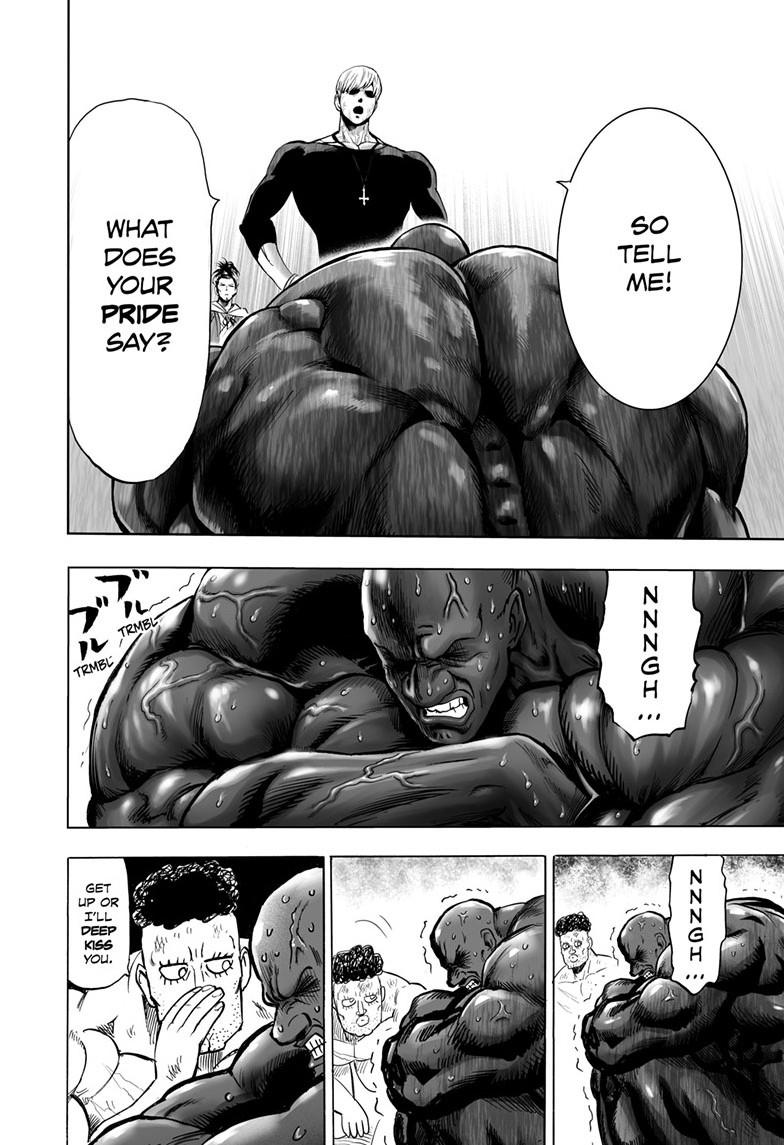 One-Punch Man, Chapter 134 image 027
