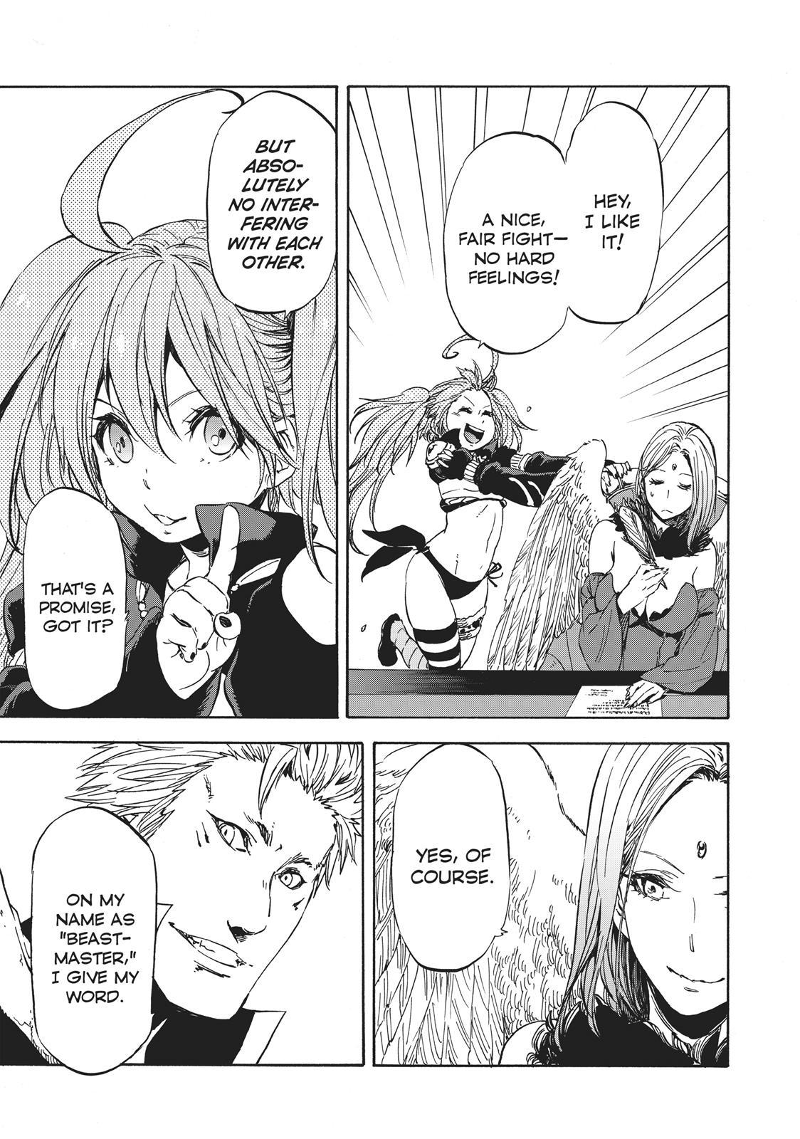 Tensei shitara Slime Datta Ken, Chapter 29 image 019