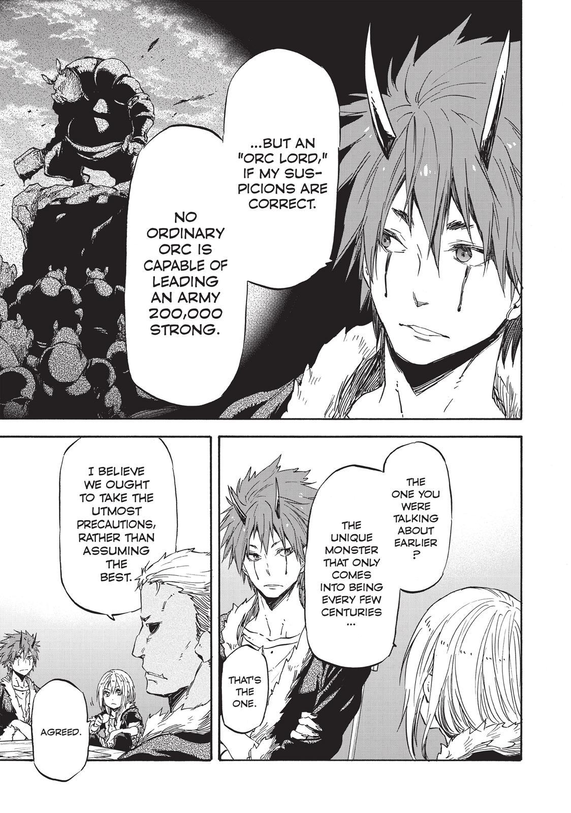 Tensei shitara Slime Datta Ken, Chapter 17 image 026