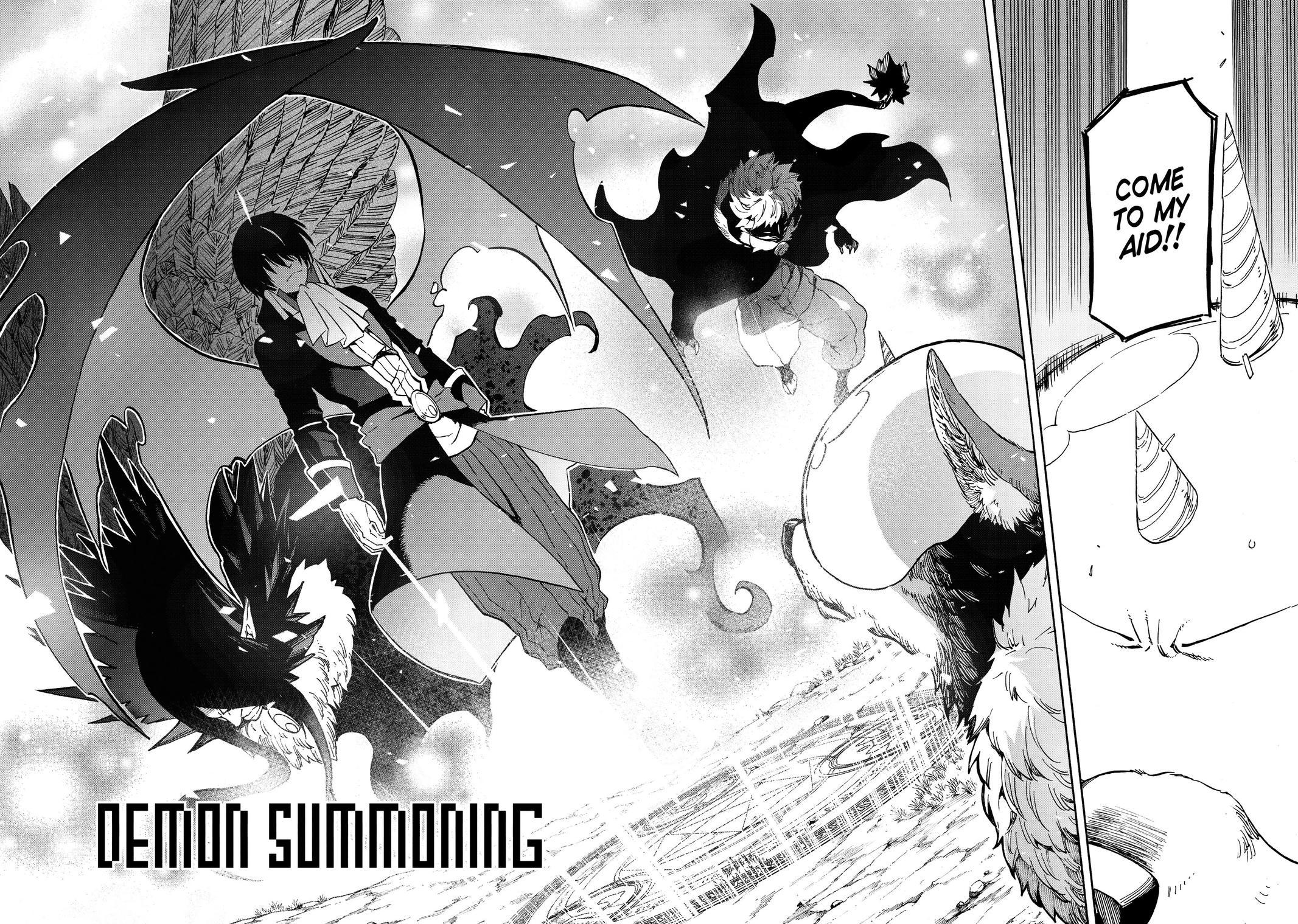 Tensei shitara Slime Datta Ken, Chapter 67 image 010