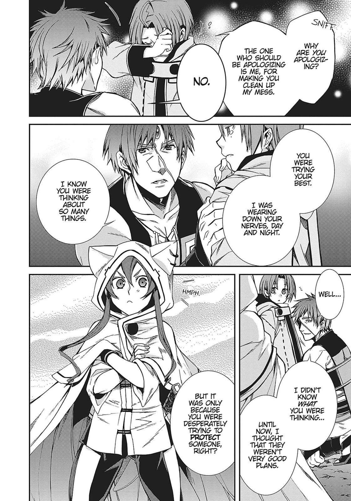 Mushoku Tensei, Chapter 27 image 005