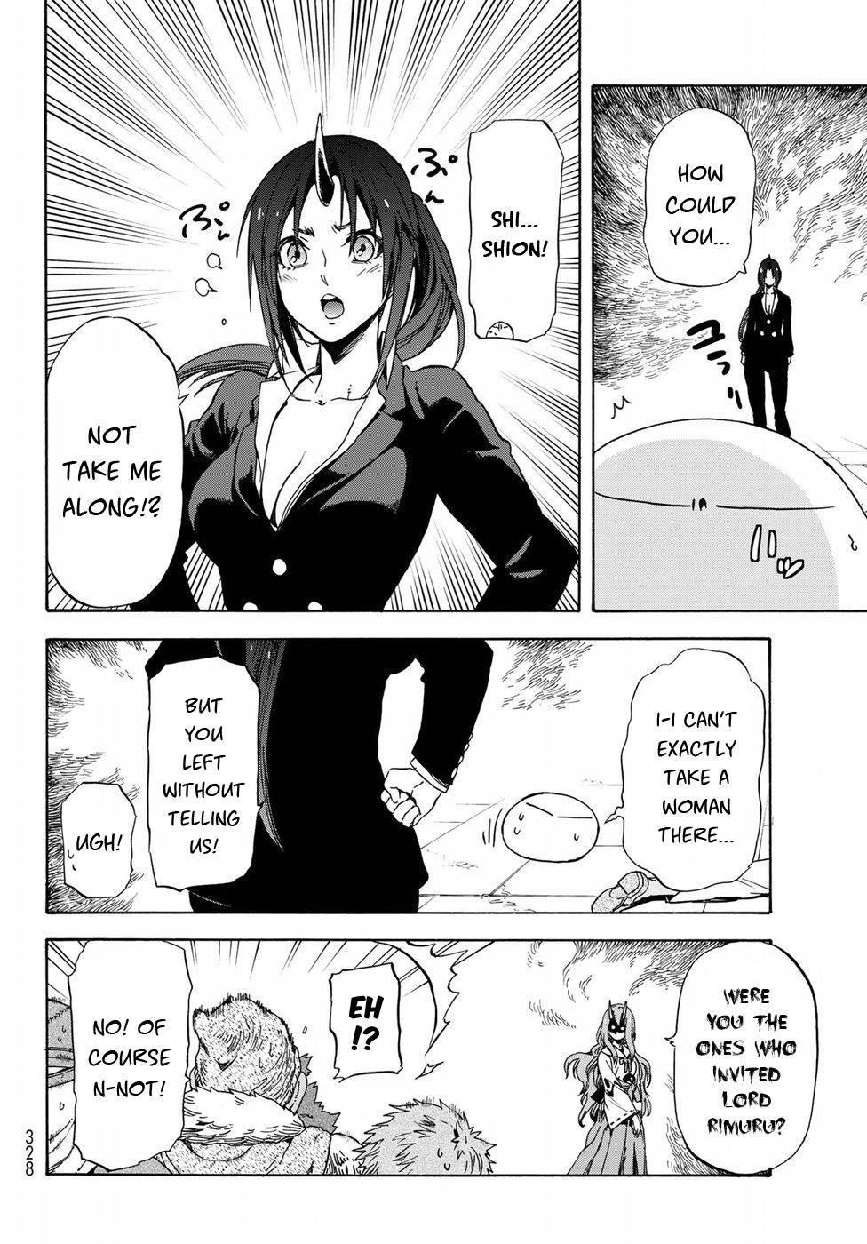 Tensei shitara Slime Datta Ken, Chapter 42 image 021