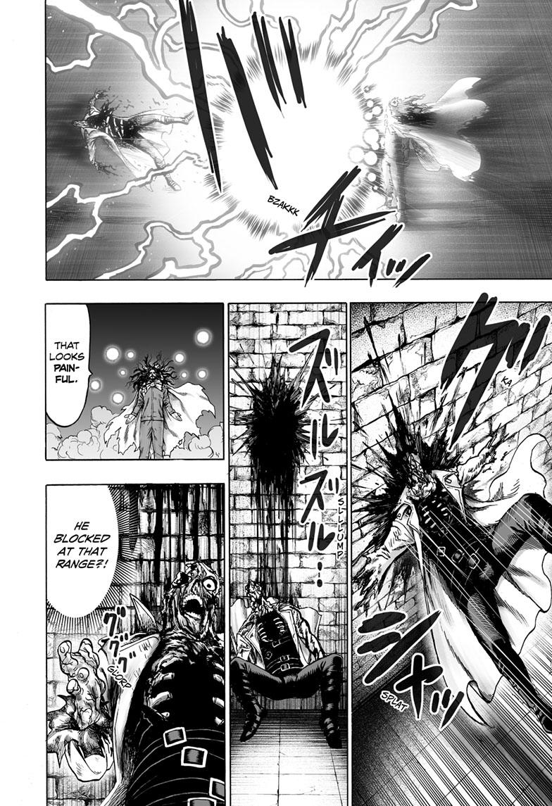 One-Punch Man, Chapter 110 image 023