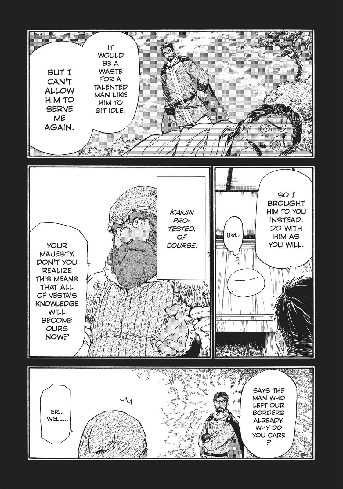 Tensei shitara Slime Datta Ken, Chapter 32 image 027