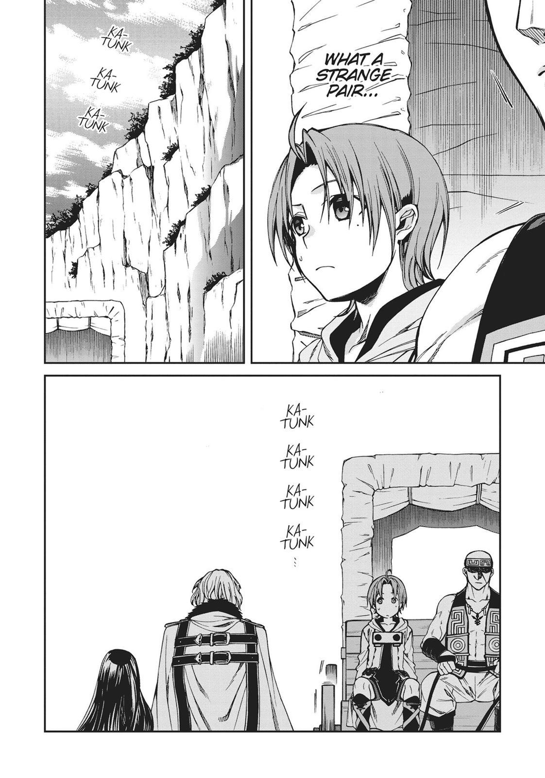 Mushoku Tensei, Chapter 46 image 016