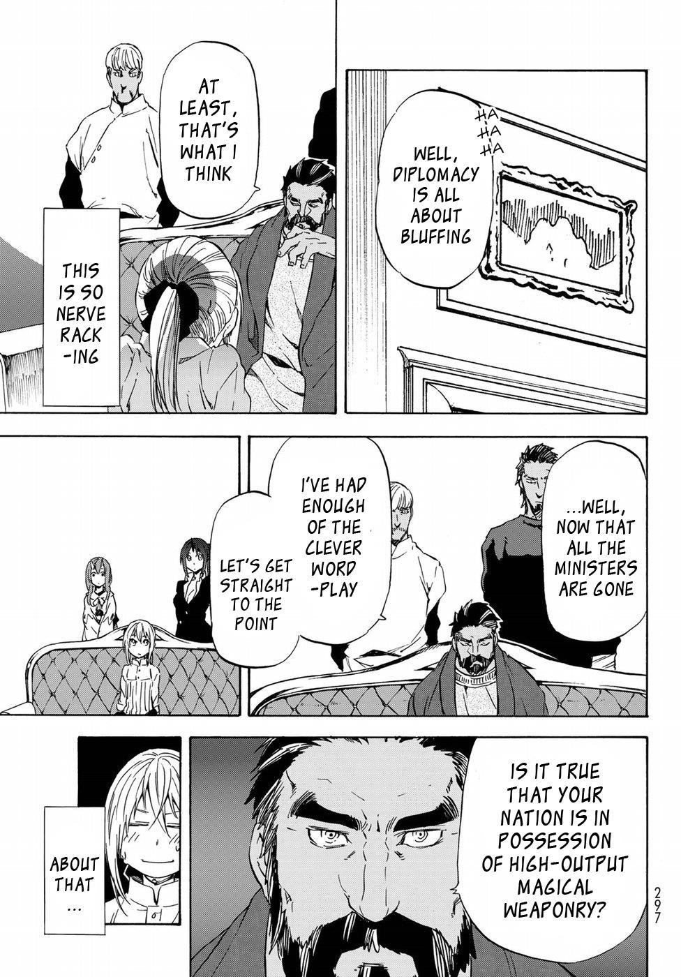 Tensei shitara Slime Datta Ken, Chapter 41 image 022