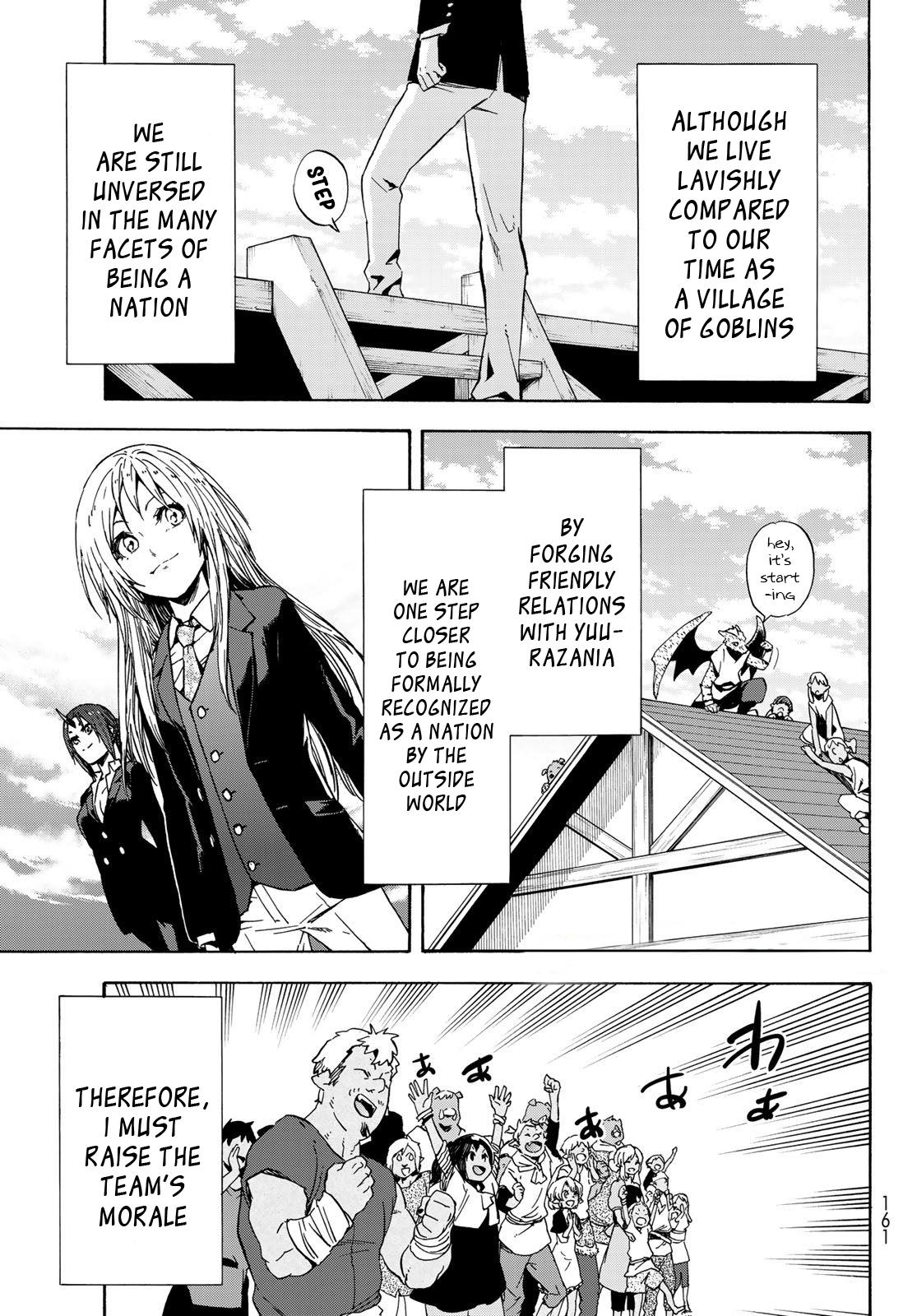 Tensei shitara Slime Datta Ken, Chapter 40 image 006